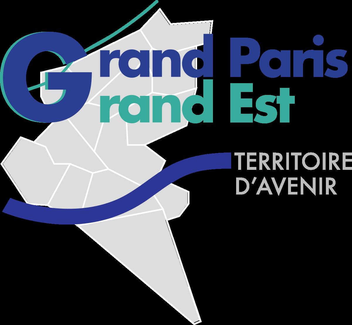 Grand est paris logo