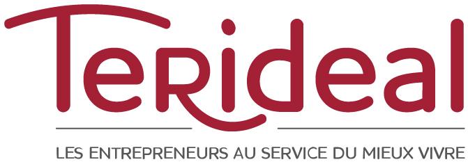 logo terideal - entrepreneurs au service du mieux vivre